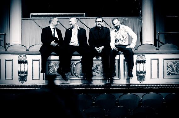 Bardz i Drammen teater