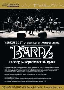 Solberg Spinderi Konsert